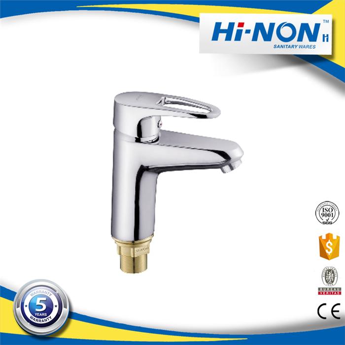 Nueva barato ba o de cromo pulido grifo de agua grifer a de lavabo identificaci n del producto - Grifos bano baratos ...