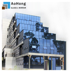 Extrior Structural Glass Curtain Wall price