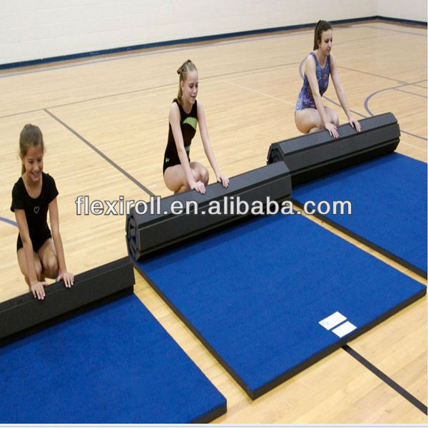 Dollamur Cheerleading Carpet Gymnastics Floor Rhythmic