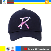 men baseball hat embroidered design from china