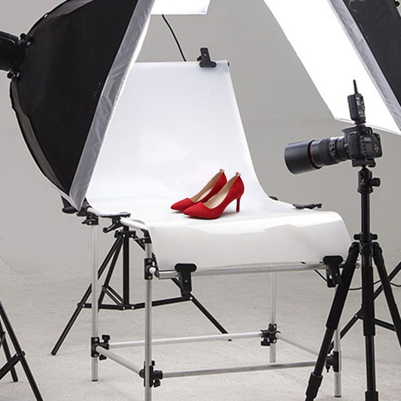 Specialty Photography Photo Studio Folding 60*130cm Shooting Table for Still Life Product Shooting