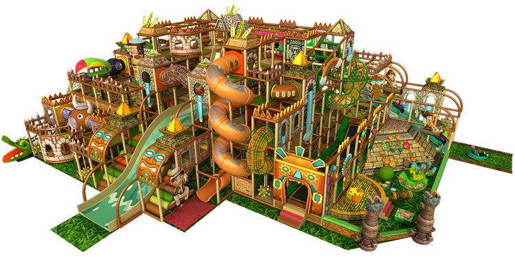 Kids New Product Indoor Playground Equipment