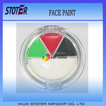 FDA approved professional hard water-based body paint color / face painting