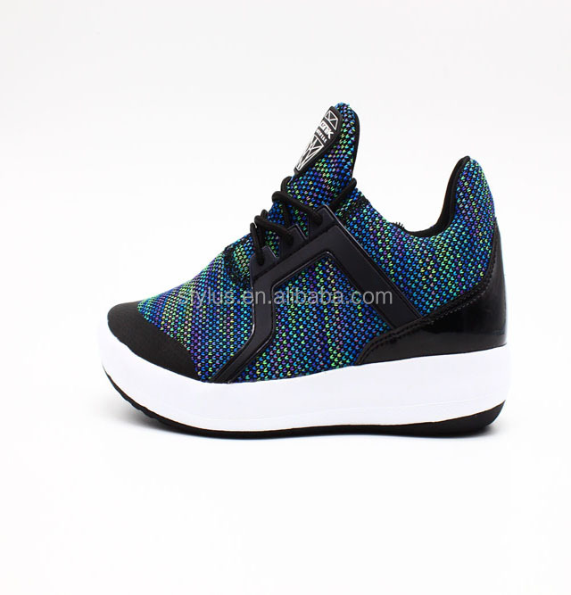 Latest Sports Shoes design Men's new 2018 running knitting 2018 T8Rd0T