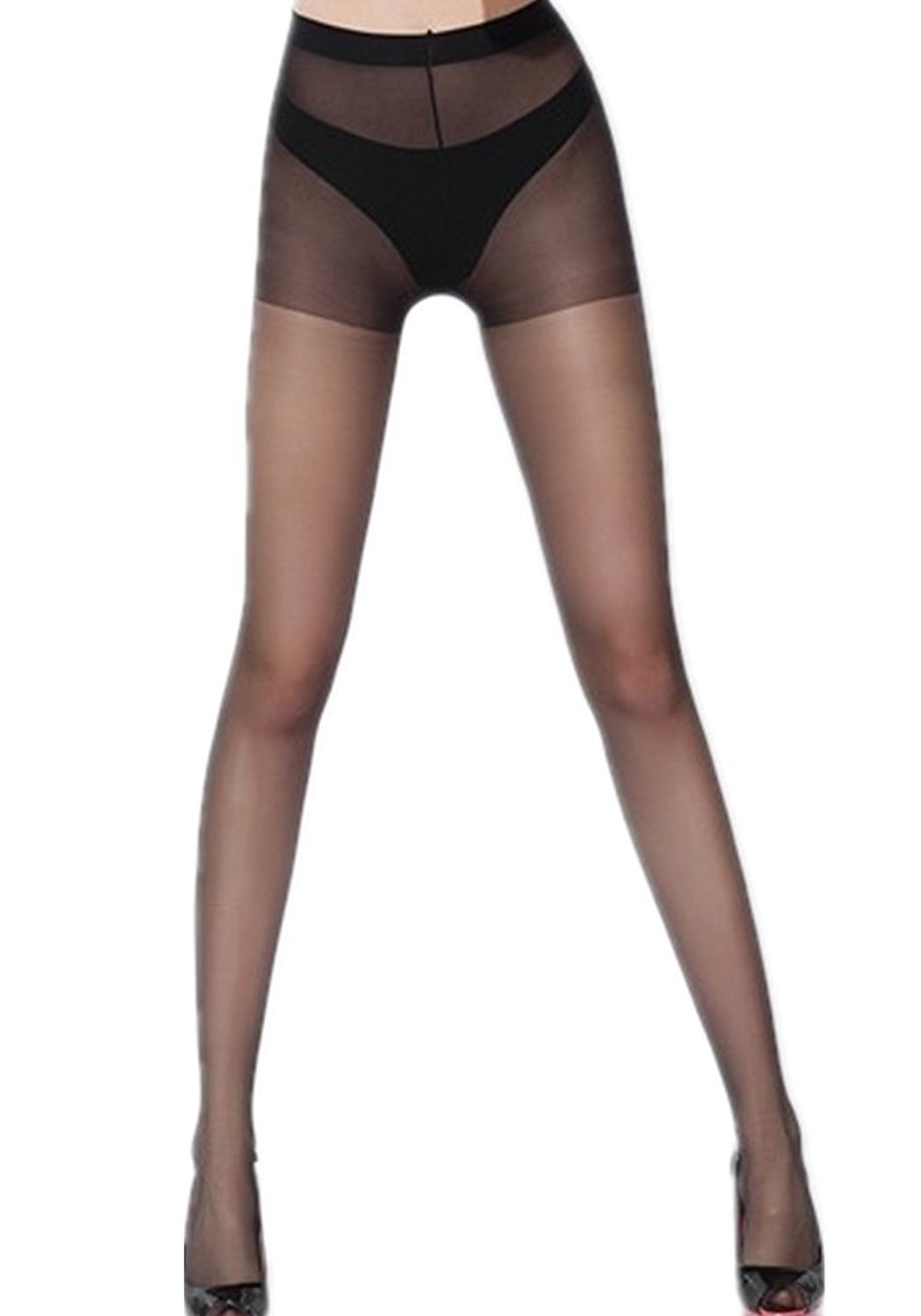 806fe2986eb Get Quotations · Tear-resistant Pantyhose Nylon Tights Women Sexy Black Hosiery  Female Stockings