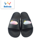 new popular kids shoes girl cute ornaments children slipper