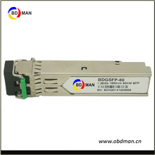 1.25Gbps 1550nm 80km SFP 1000base-ZX Cisco SFP-GE-Z
