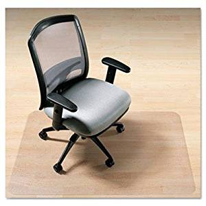 """Deflect-O - Environmat Pet Chair Mat 46W X 60L Clear """"Product Category: Office Furniture/Chair Accessories"""""""