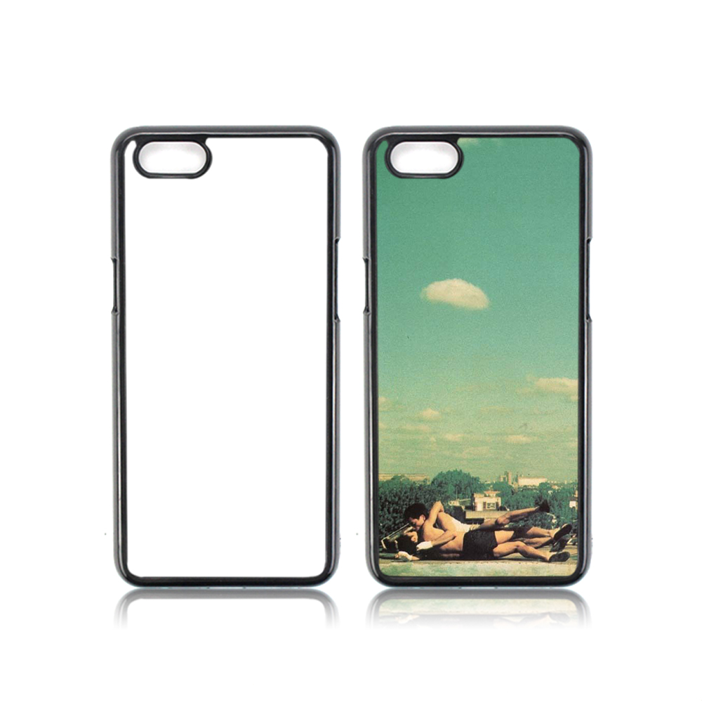 Hot Selling Sublimation 2D PC Phone Case For OPPO A83,DIY Blank Mobile <strong>Cover</strong>