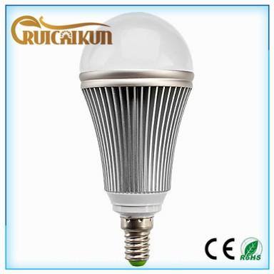 7w E14 E27 Led Bulbs Light 60 Watt Incandescent Bulbs Equivalent ...