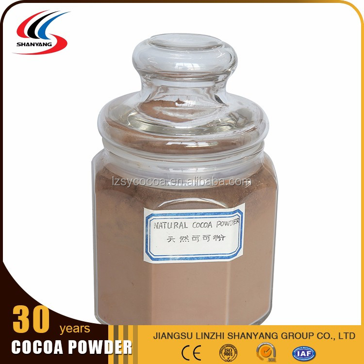 Hot-sale chocolate brownies PH5.0-5.6natural cocoa powder only for hot drinking