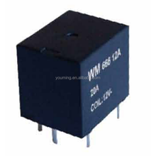 Skillful Manufacture Top Selling Low Price Car 30A Resistor 80A Transparent Auto Relay