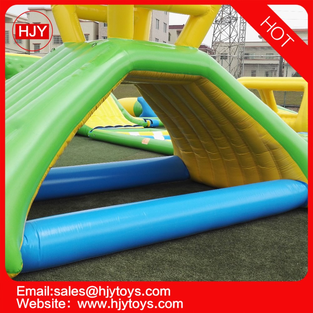 inflatable floating water park inflatable floating water park