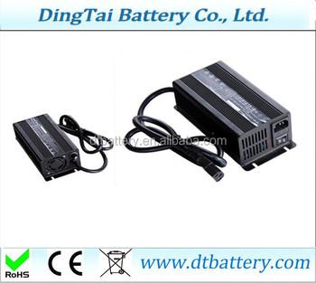 Ac 220v/110v 24 Li-ion Battery Charger 24v 12a Battery Charger For ...