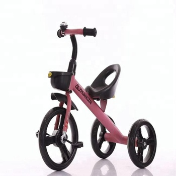 be6e046d07e New Model Simple 3 Eva Kids Tricycle With Bell - Buy Cheap Kids ...