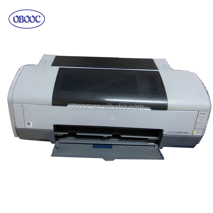 Christmas Sale Second Hand 1390 Printers For Christmas Id Card Pvc Photo  Printing - Buy Pvc Printer For Sale,Second Hand Printers,Large Format