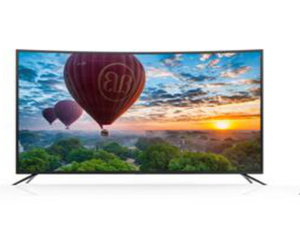 Best selling 32 inch curved led hd smart tv with 1080p optional low consumption television