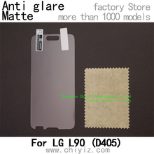 1x Matte Anti-glare LCD Screen Protector Guard Cover Film Shield For LG L90 D405 D405N