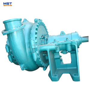 8 Inches Suction Sand Dredging Pump