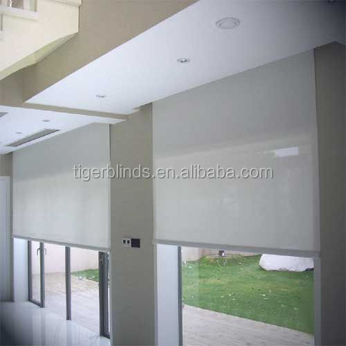manual roller blinds curtain