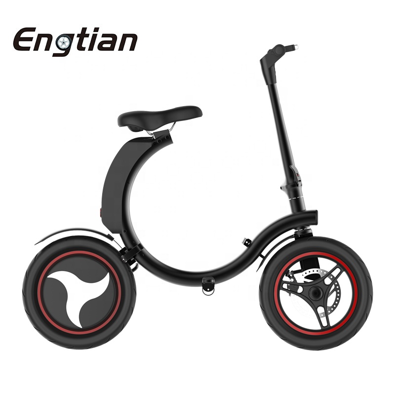Factory supply <strong>folding</strong> e bike 14inch electric foldable bicycle