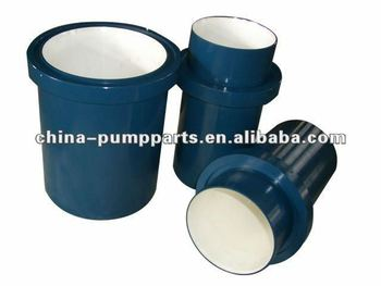 PZ Zirconia ceramic liner for drill rig mud pump