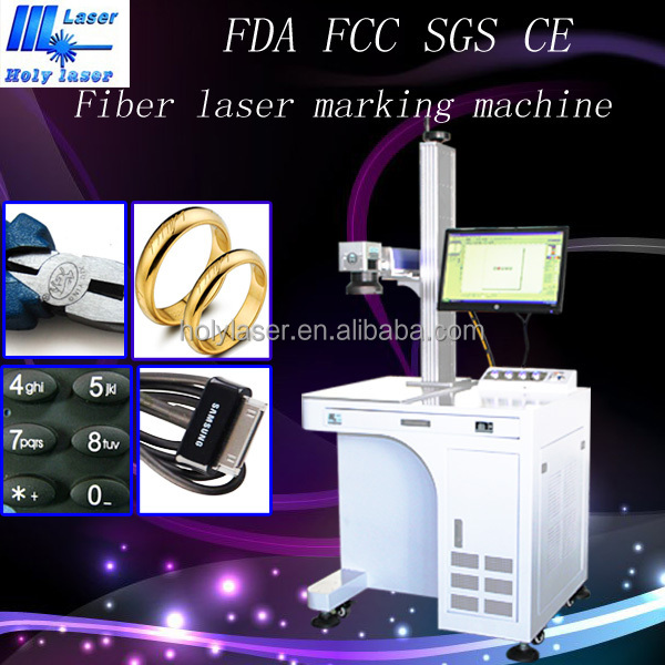 Fiber Laser Machine,2d Bar Code Laser Marking On Stell Aluminim,Laser Marking Machine