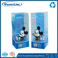 good quality round plastic box for birthday cake