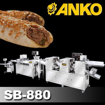 Anko Industrial Bakery Complete Turnkey Food Processing Service