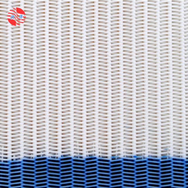 Высококачественная спиральная полиэфирная сушильная сетка для бумажной машины