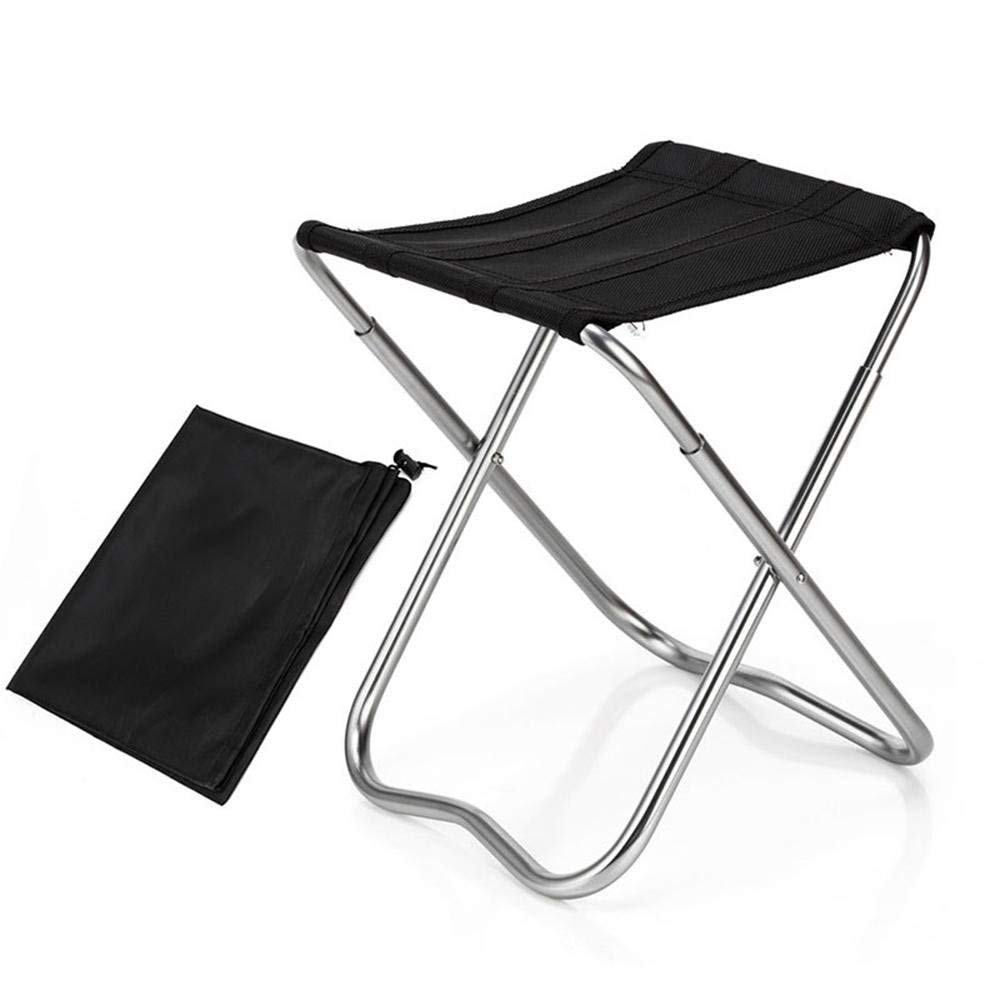 Portable Stool for Outdoor Folding Camping Stool Slacker Stool with Carry Bag
