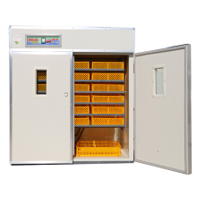 CE factory price incubators hatching eggs automatic high hatchability