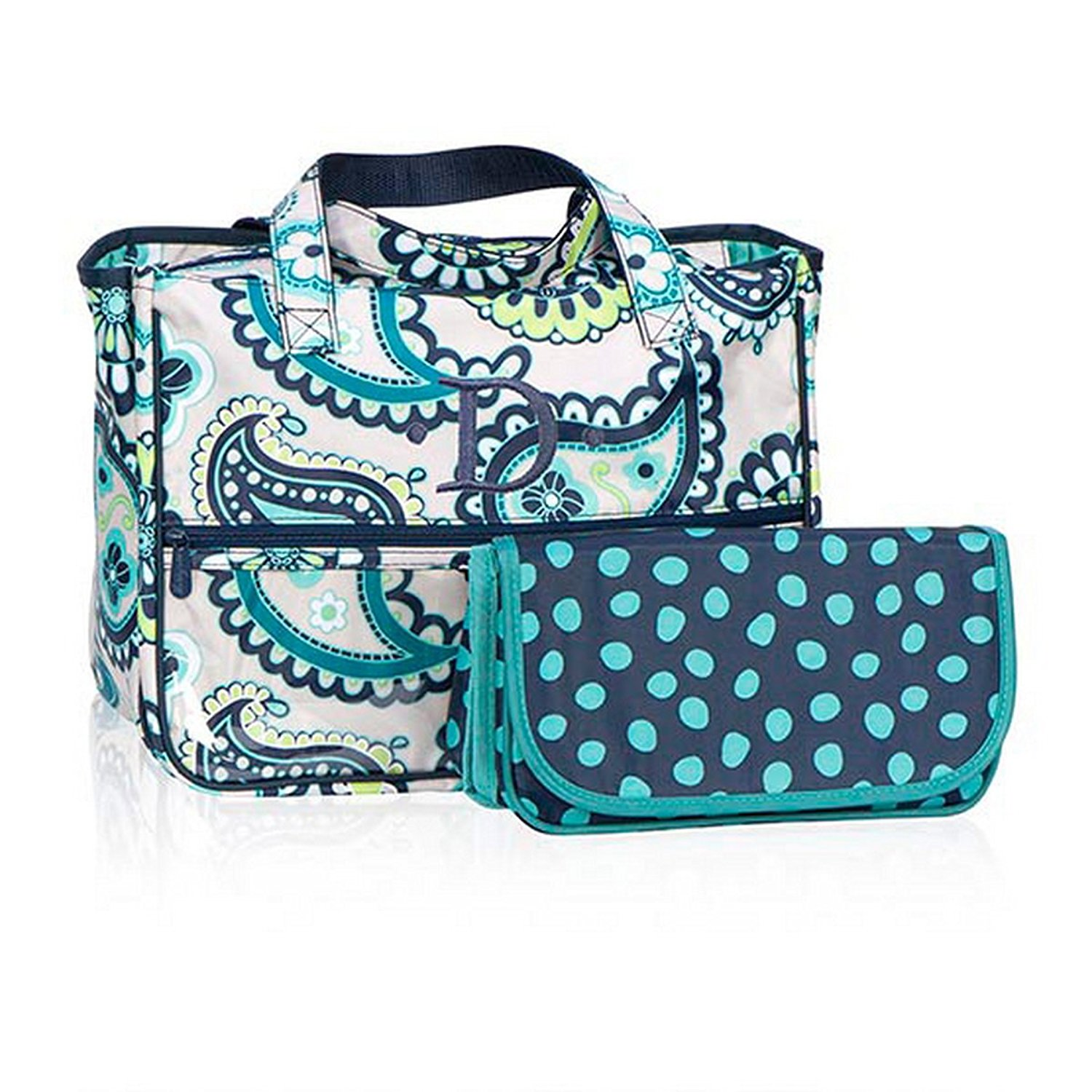 9725c8a7b643 Buy Thirty One True Beauty Bag in Paisley Day - No Monogram - 4484 ...