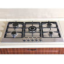 Built-in 5 <span class=keywords><strong>burner</strong></span> stainless steel domestik propane gas <span class=keywords><strong>kompor</strong></span>/cooktops/cooker