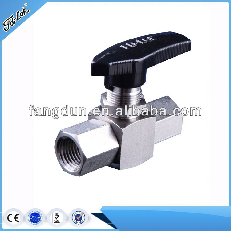 Modern Style Charging Hose With Ball Valve ( Ball Valve Manufacturer,Stainless Steel Ball Valve)