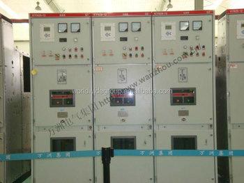 3KV 12 KV Electrical Main Switch Board Panel