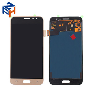 LCD Price For Samsung Galaxy J3, LCD Touch Screen For Samsung Galaxy J3 J320 Display Repair Parts Assembly Adjustable