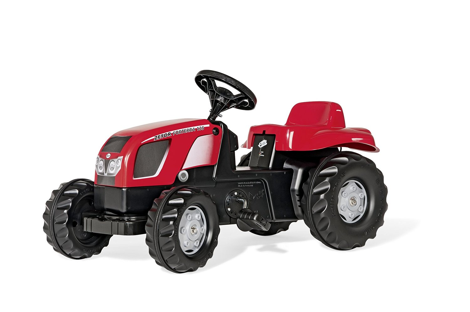 Get Quotations · Rolly Toys Zetor Kid-X Tractor, Red