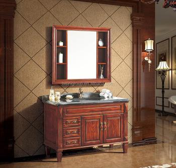 Classic carved wood bathroom furniture elegant american - American classic bathroom vanity ...