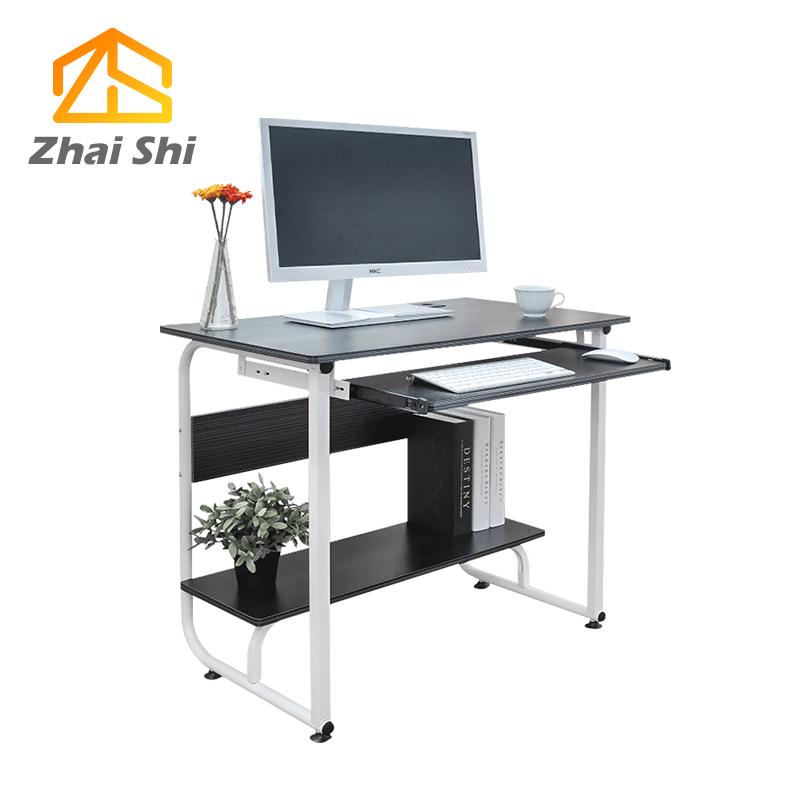 Simple Computer Desk Desktop Home Assembly Multi - Functional Desk Bedroom  Computer - Buy Computer Desks Multiple Computers,Home Made Computer ...