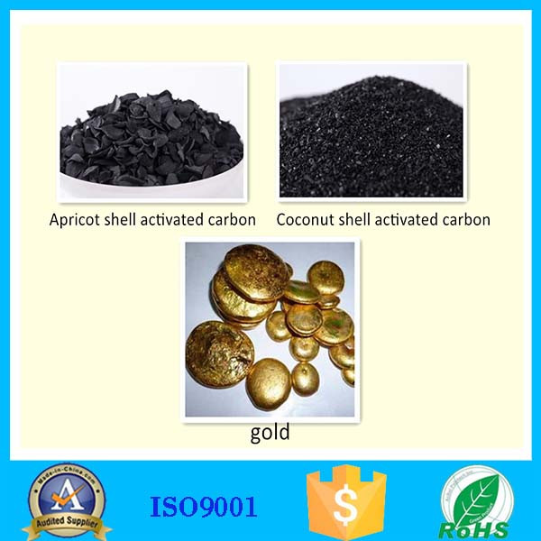 Thailand Gold Refining Activated Carbon Supplier