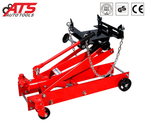 1.5T Hydraulic Low Profile Transmission Jack with CE car positioning jack
