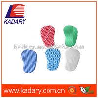 running footwear sole