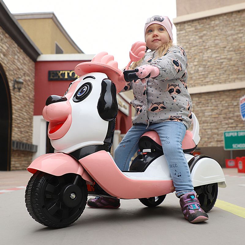 Cool mini electric motorcycle kids / rechargeable battery operated bike kids / ride on toy car with remote control