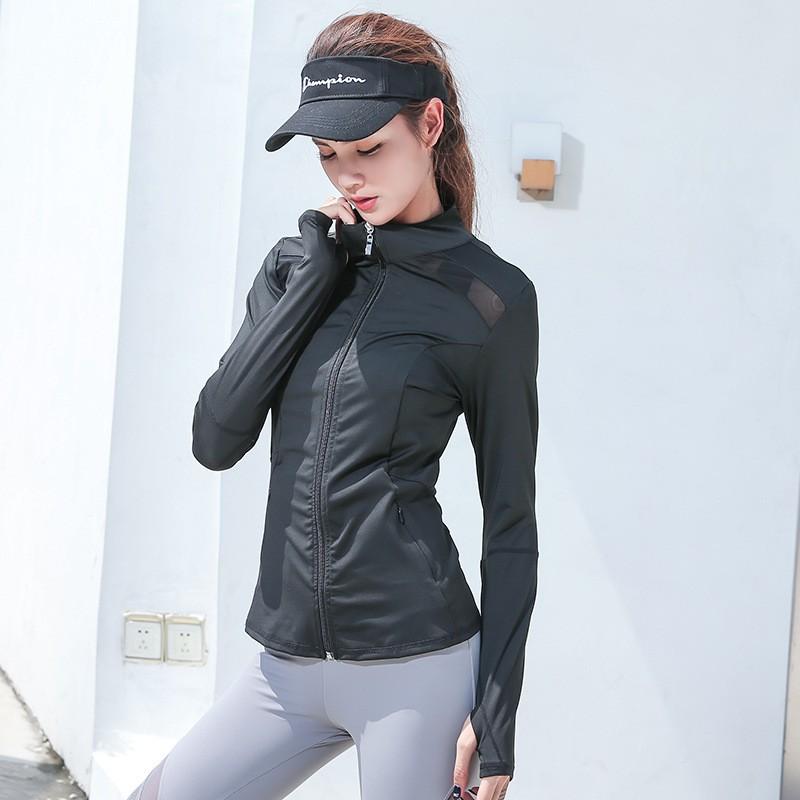 Women Yoga Jacket 9