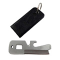 Stainless Steel Multi Purpose Timberline Pocket Survival Tool NIB Screw Driver Bottle Opener Knife EDC Tool