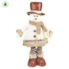 Cn [ Doll ] China Doll Factory New Design Christmas Decorative Pvc Doll