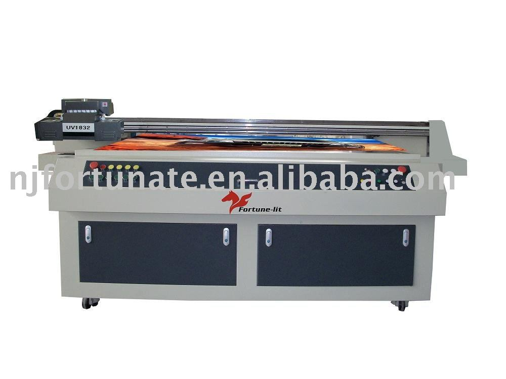 UV Flatbed Printer