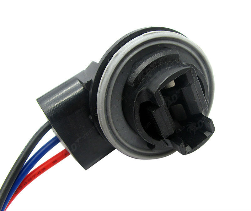 3157 Brake Signal Light Socket With Harness Wire