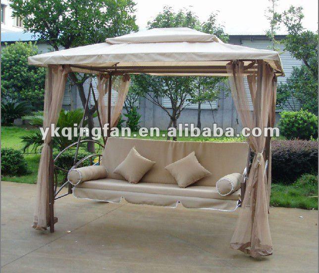 Garden Canopy Gazebo Swing - Buy Outdoor Gazebo SwingPatio Canopy Swing Garden Metal Swing Product on Alibaba.com & Garden Canopy Gazebo Swing - Buy Outdoor Gazebo SwingPatio Canopy ...
